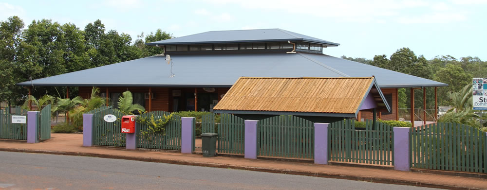 Bamaga Post Office